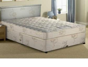 Myers Crystal Luxury Divan 2 drawer